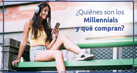 ¿Quiénes son los Millennials y qué compran?